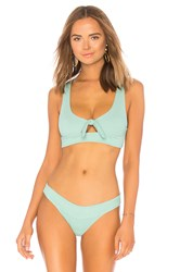 L Space Tara Top Turquoise
