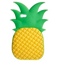 Asos Iphone 5 Case In Pineapple Shape Yellow