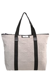 Day Birger Et Mikkelsen Tote Bag Weathered Beige
