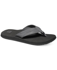 Quiksilver Monkey Wrench Sandals Grey