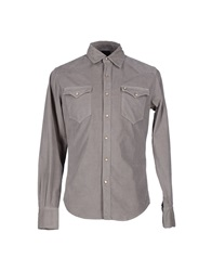 People Shirts Dove Grey