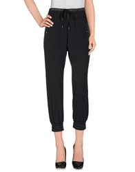 Violet Casual Pants Black
