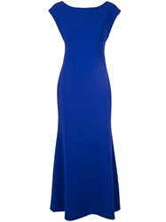 Ginger And Smart Suffuse Gown Blue