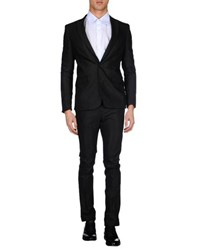Roberto Pepe Suits And Jackets Suits Men Steel Grey