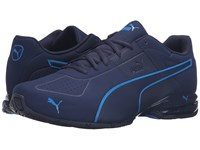 Puma Cell Surin 2 Matte Peacoat Electric Blue Lemonade Men's Running Shoes