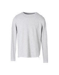 Rvlt Revolution Sweaters Light Grey