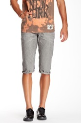 Prps Statice Straight Short Gray
