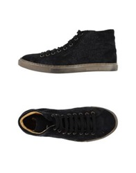 Brian Dales High Tops And Trainers Black