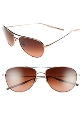 Women's Salt 'Pratt' 57Mm Aviator Sunglasses