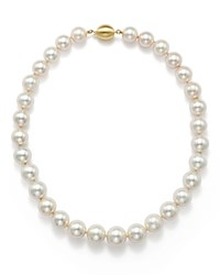 Bloomingdale's Cultured Freshwater Ming Pearl Necklace 18 White