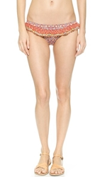Tigerlily Solaire Tribal Bikini Bottoms