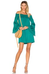 Vava By Joy Han Kaila Dress Green