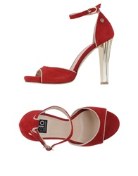 Islo Isabella Lorusso Sandals Red