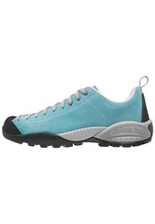 Scarpa Mojito Gtx Hiking Shoes Icefall Light Blue