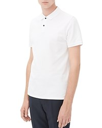 Sandro Regular Fit Polo White
