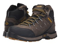 Wolverine Edge Lx Epx Wpf Taupe Yellow Men's Work Lace Up Boots