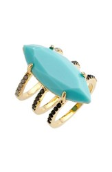 Jules Smith Designs Women's Jules Smith Gold Plated Statement Ring