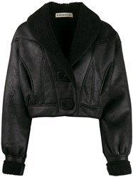 Nineminutes Mini Faux Shearling Jacket 60