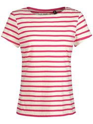 Seasalt Sailor T Shirt Ecru Coulis