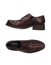 Rocco P. Lace Up Shoes Cocoa