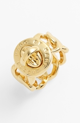 Marc By Marc Jacobs 'Turnlock Katie' Ring