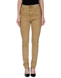 Woodwood Denim Denim Trousers Women