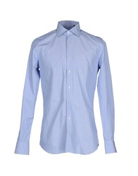 Xacus Shirts Shirts Men Sky Blue