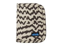 Kavu Zippy Wallet Natural Beats Bags Beige