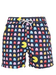 Mc2 Saint Barth Gustavia Hungry Pac Man Swim Shorts