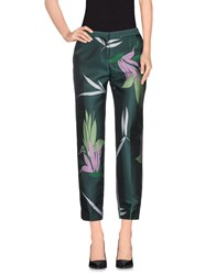 Marni Casual Pants Green