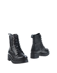 Bronx Ankle Boots Black