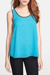 Kenneth Cole 'Callidora' Blouse Blue