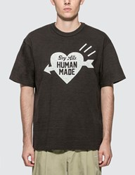 Human Made T Shirt 1818 Black