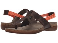Keen Dauntless Posted Tortoise Shell Women's Shoes Brown