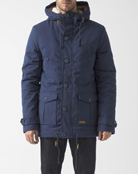 Roscoe Navy Blue Ice Iii Parka
