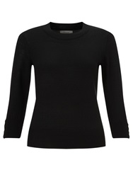 Alice By Temperley Somerset By Alice Temperley High Neck Jumper Black