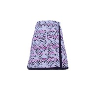 Tomcsanyi Gizi Quilted Mini Skirt Blue