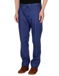 Husky Casual Pants Dark Purple