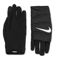 Nike Quilted Training Gloves Black