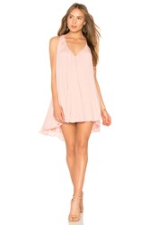 Riller And Fount Rosemary Dress Pink