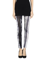 Maison Martin Margiela Mm6 By Maison Margiela Trousers Leggings Women Black