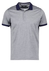 Karl Lagerfeld Polo Shirt Grau Grey