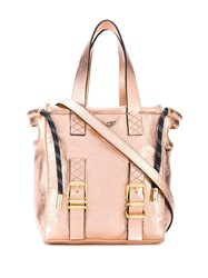 Zadig And Voltaire Bianca Nano Tote Bag Pink
