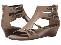 Aerosoles Yet Another Taupe Combo Women's Wedge Shoes