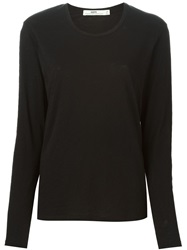 Hope Classic Round Neck Sweater Black