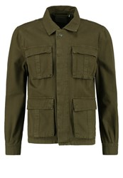 Minimum Woodbury Summer Jacket Sea Turtle Oliv