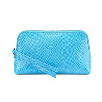 Aspinal Of London Essential Cosmetic Case Aquamarine