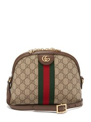 Gucci Ophidia Gg Supreme Cross Body Bag Grey Multi