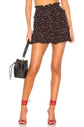 Lovers Friends Nova Mini Skirt Black