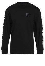 Huf Domestic Long Sleeved Top Black